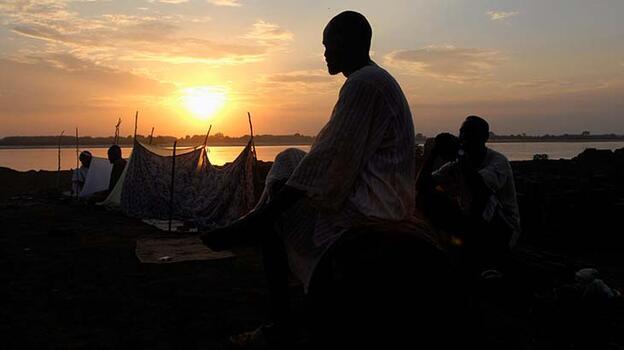 Sudan'da şiddetli yağışlar sonucu meydana gelen selde 1500 ev yıkıldı
