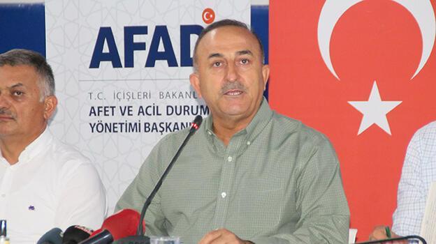 Son dakika: Bakanlar bölgede! Çavuşoğlu 'umutluyuz' diyerek duyurdu