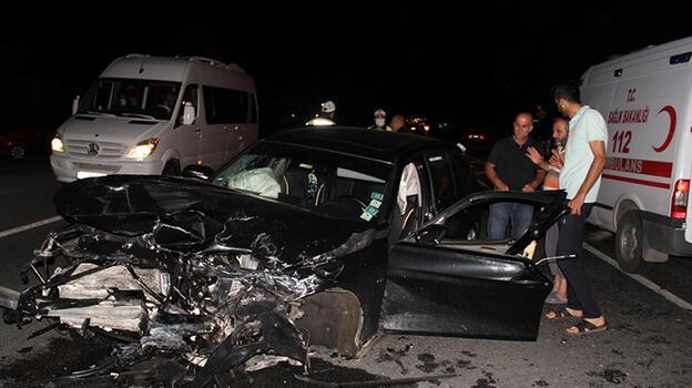 Erzurum'da feci kaza! 10 aylık bebek hayatını kaybetti