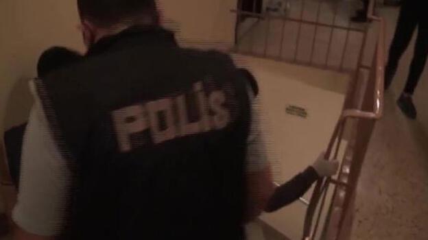 4 ilde 'Arap Emrah' operasyonu: 23 şüpheli gözaltında