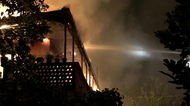 Aynı mahallede bir haftada ikinci yangın!