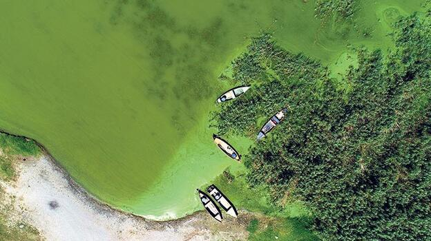 İki göl için daha tehlike çanları