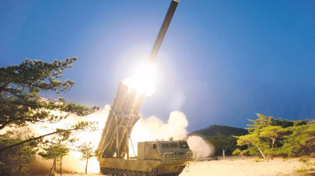 Son dakika... Kuzey Kore 'tanımlanamayan' füze ateşledi!