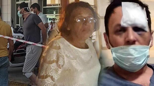 Annesini darbederek öldürdüğü ileri sürülen şüpheli adliyede!