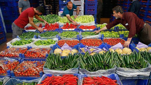 Türkiye'nin yaş meyve ve sebze ihracatı ağustosta yüzde 14 arttı