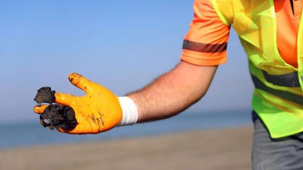 Mersin'de çalışmalar sonuç verdi; petrol atıkları azaldı