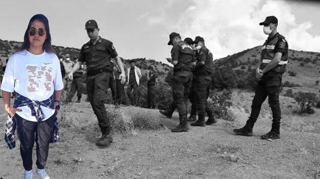 Kayıp Özlem için terör, istihbarat ve suç timleri devrede