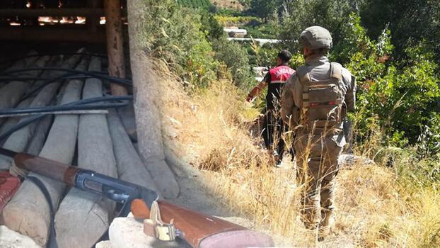 Antalya'da cinayet şüphelisi yayla evinde yakalandı!