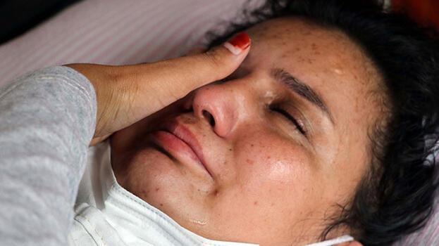 Eşinin 6 kurşunla yaraladığı Kadriye: Dövmek için dağa götürüyordu