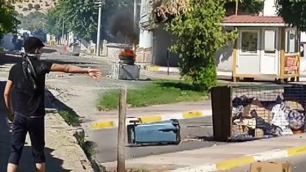 Diyarbakır'da elektrik ekibinin çalışmasını engelleyen 7 kişiye gözaltı