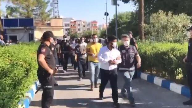 Şanlıurfa'da 'tefeci' operasyonu! 10 şüpheli gözaltına alındı