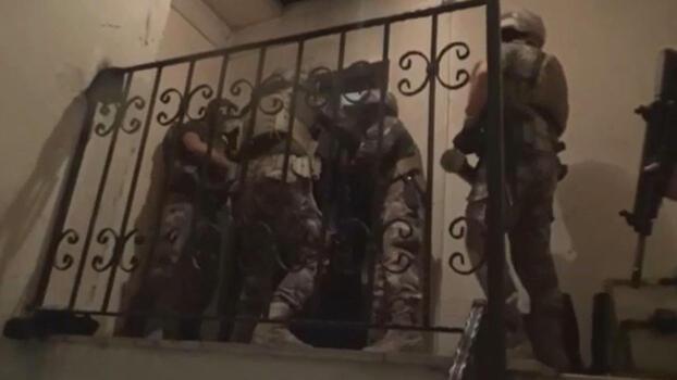 Trabzon'da DEAŞ operasyonu! 2 kişi yakalandı