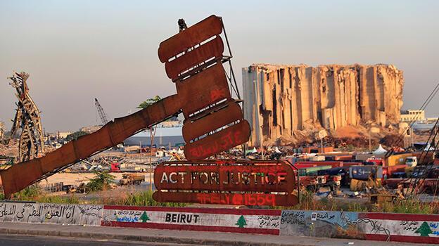 Lübnan'da eski Bakan Finyanus hakkında gözaltı kararı