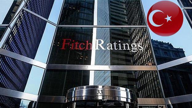 Fitch Türkiye için büyüme tahminini yükseltti! Son 10 yılın en yükseği...