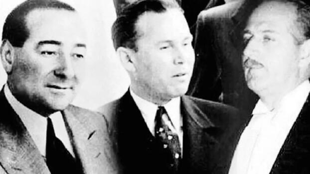 Adnan Menderes, Fatin Rüştü Zorlu ve Hasan Polatkan anıldı