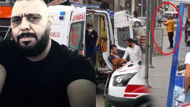 Ankara'da 3 kişiyi yaralayan şüpheli, 10 gün önce eşini darbetmiş