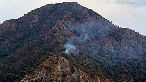 Muğla'da 37 noktada çıkan yangınlar kontrol altına alındı