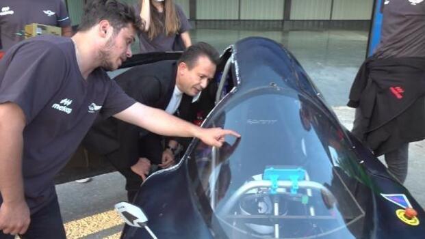 Teknofest, Elektrikli Araç Yarışlarında 3 dalda ödül alan öğrencilere destek