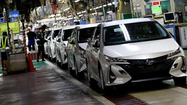 Toyota Japonya'daki 27 üretim bandını durduracak