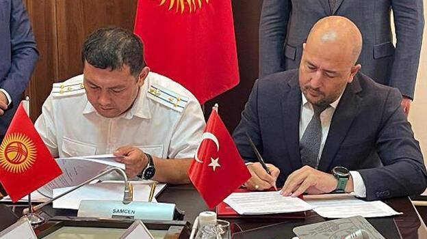 Türkiye ile Kırgızistan arasındaki taşımaların serbestleştirilmesine yönelik adım atıldı