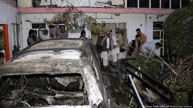 ABD saldırısında 10 kişiyi kaybeden Afgan aile: Özrünüzü kabul etmiyoruz!