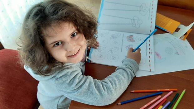 Öykü Arin'in ailesi yeni kampanya başlattı! 'Evinizden de donör olabilirsiniz'