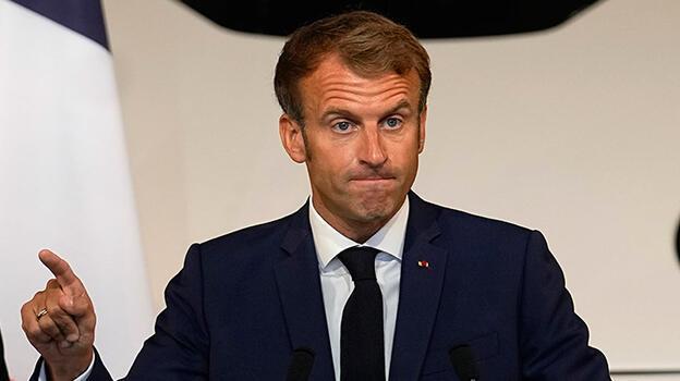 Son dakika... Macron ateş püskürdü! 'Bunlar karşılıksız kalmayacak...'