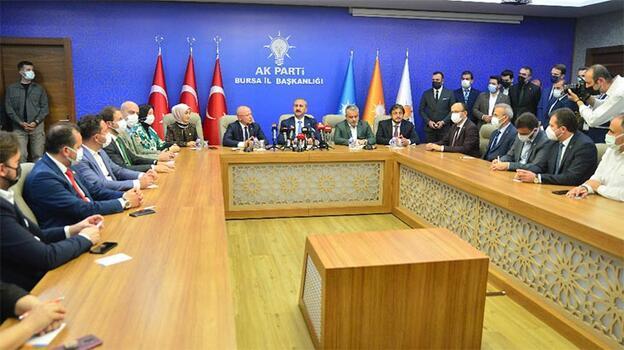 Adalet Bakanı Gül: Türkiye, AK Parti ile yol yürüyecektir