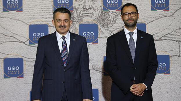 """G20 Tarım Bakanları Toplantısı, """"Floransa Bildirisi""""nin kabulüyle sona erdi"""