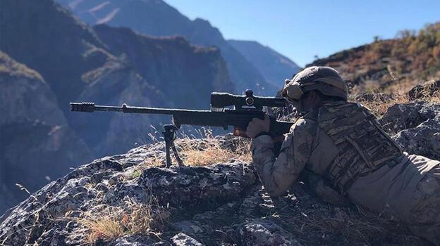 Son dakika! Suriye'nin kuzeyinde 10 PKK/YPG'li terörist etkisiz hâle getirildi