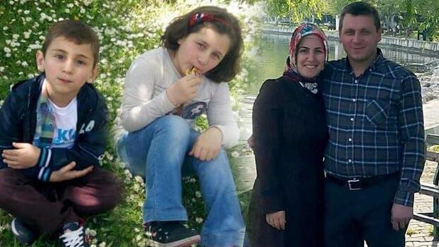 Yangında ölen baba ve 3 çocuğu Trabzon'da toprağa verilecek