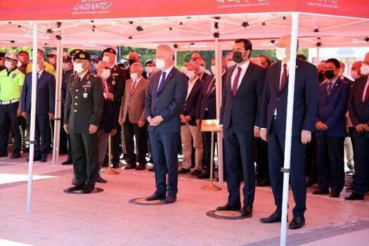 Gaziantep'te, 'Gaziler Günü' kutlandı