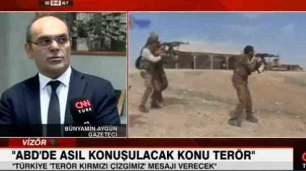 """""""Türkiye, terör kırmızı çizgimiz mesajı verecek"""""""