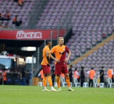 Galatasaray - Aytemiz Alanyaspor: 0-1