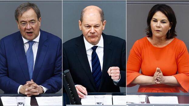 Almanya'da başbakan adayları son kez canlı yayında karşı karşıya geldi