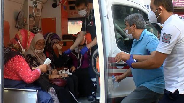 Son dakika... Beyoğlu'nda iş yerinde yangın! 9 kişi dumandan etkilendi