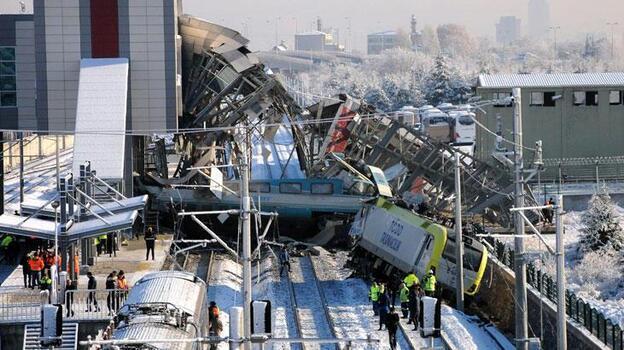 Ankara'daki Yüksek Hızlı Tren kazası davasına devam edildi