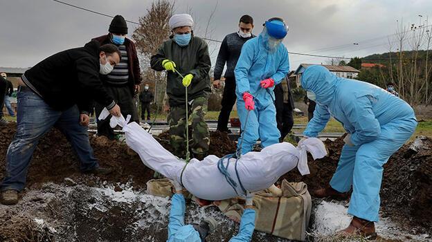 İran'da 344 kişi daha hayatını kaybetti