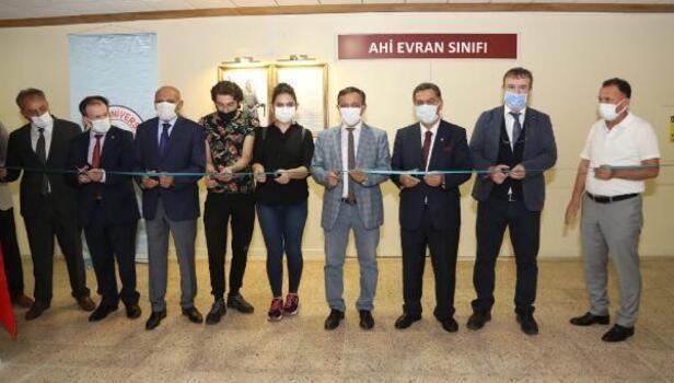 ERÜ İktisadi ve İdari Bilimler Fakültesinde Ahi Evran sınıfı açıldı