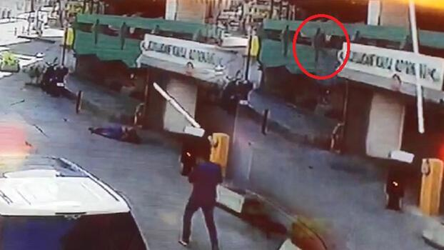 Bursa'da feci olay! Katlı otoparkın 3'üncü katından düştü