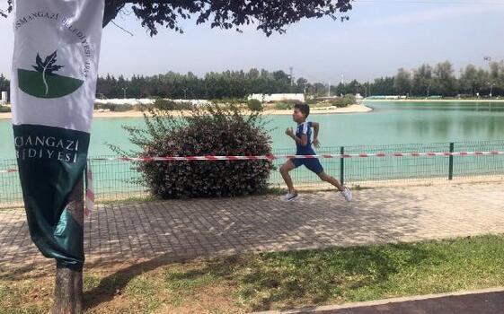 Laser Run Yarışları sona erdi