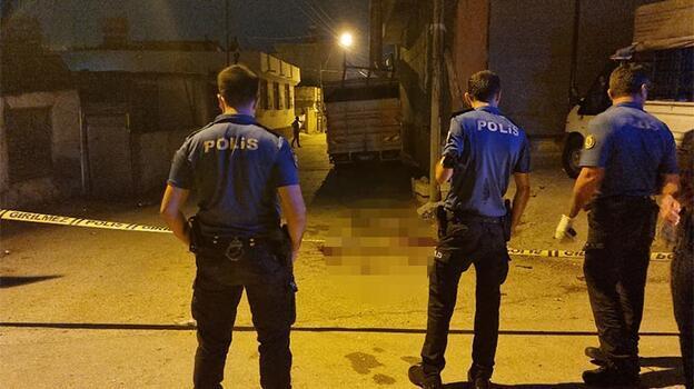 Adana'da iki grup arasında silahlı kavga
