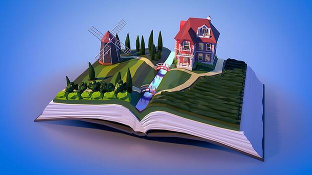 0-4 yaş için 3 boyutlu kitap önerileri