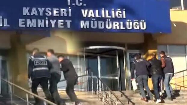 Son dakika... Kayseri'de DEAŞ operasyonu! 4 kişi gözaltına alındı