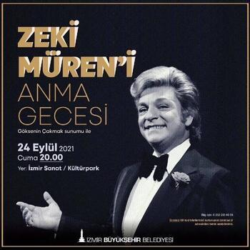 'Sanat Güneşi' İzmir'de şarkıylarıyla anılacak