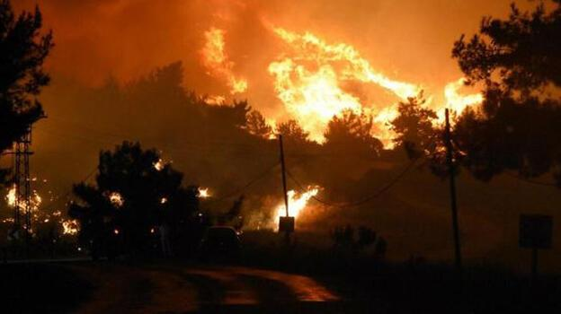 Menderes orman yangını davasında güvenlik kamerası incelenecek