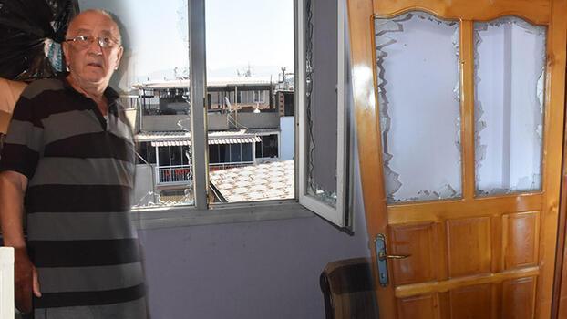Kiracının savaş alanına çevirdiği evin sahibi: Korktuk, koruma istiyoruz
