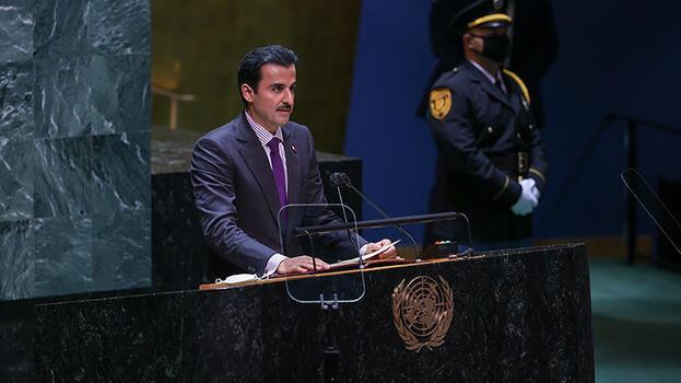 Katar Emiri Al Sani: Uluslararası toplum Taliban ile diyaloğu sürdürmeli