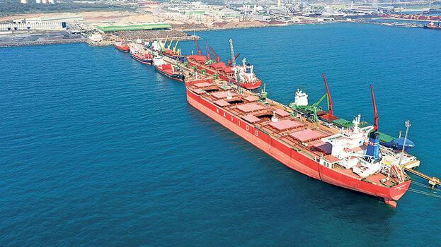 İskenderun Limanı'nda bir rekor daha