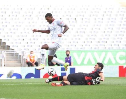 VavaCars Fatih Karagümrük - Fraport TAV Antalyaspor: 0-0